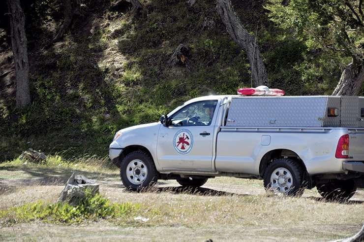La Provincia solicitó más fondos para el combate de incendios forestales.