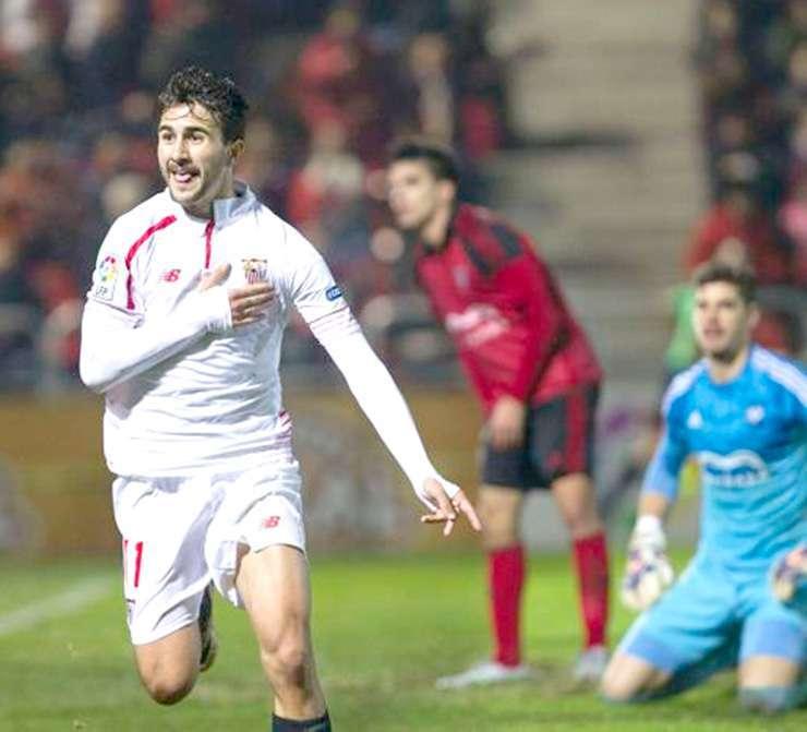 Sevilla se metió entre los cuatro mejores de la Copa.