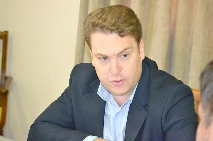 Raúl Von Der Thusen disipó rumores sobre la ruptura del Partido Verde.
