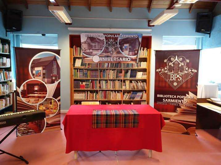 Desde el lunes a las 10:00, pueden sumarse más socios a la Biblioteca Popular Sarmiento.