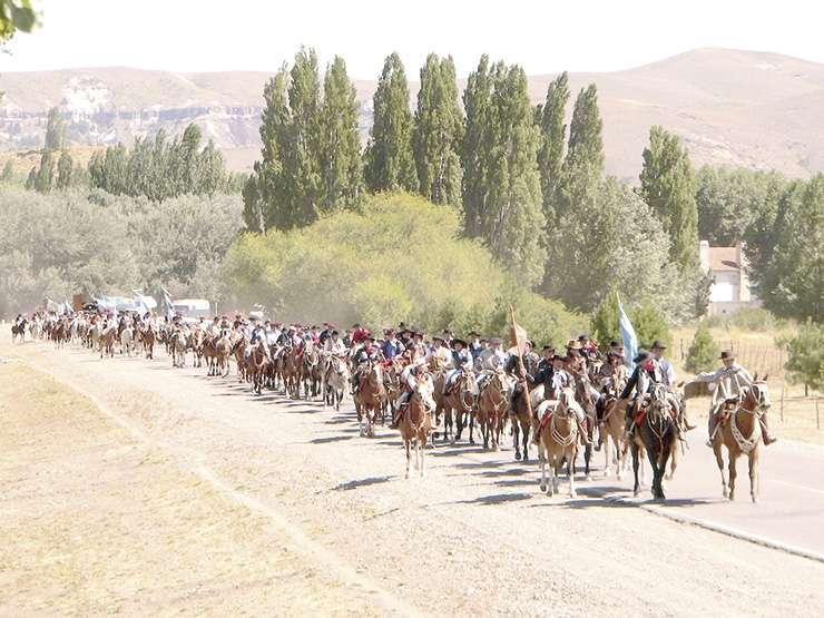 Fiesta Nacional del Puestero, en Junín de los Andes, del 10 al 14 de febrero.