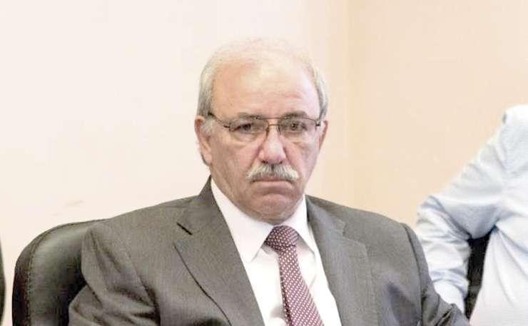 Ministro de Obras Públicas, Mariano Pombo.