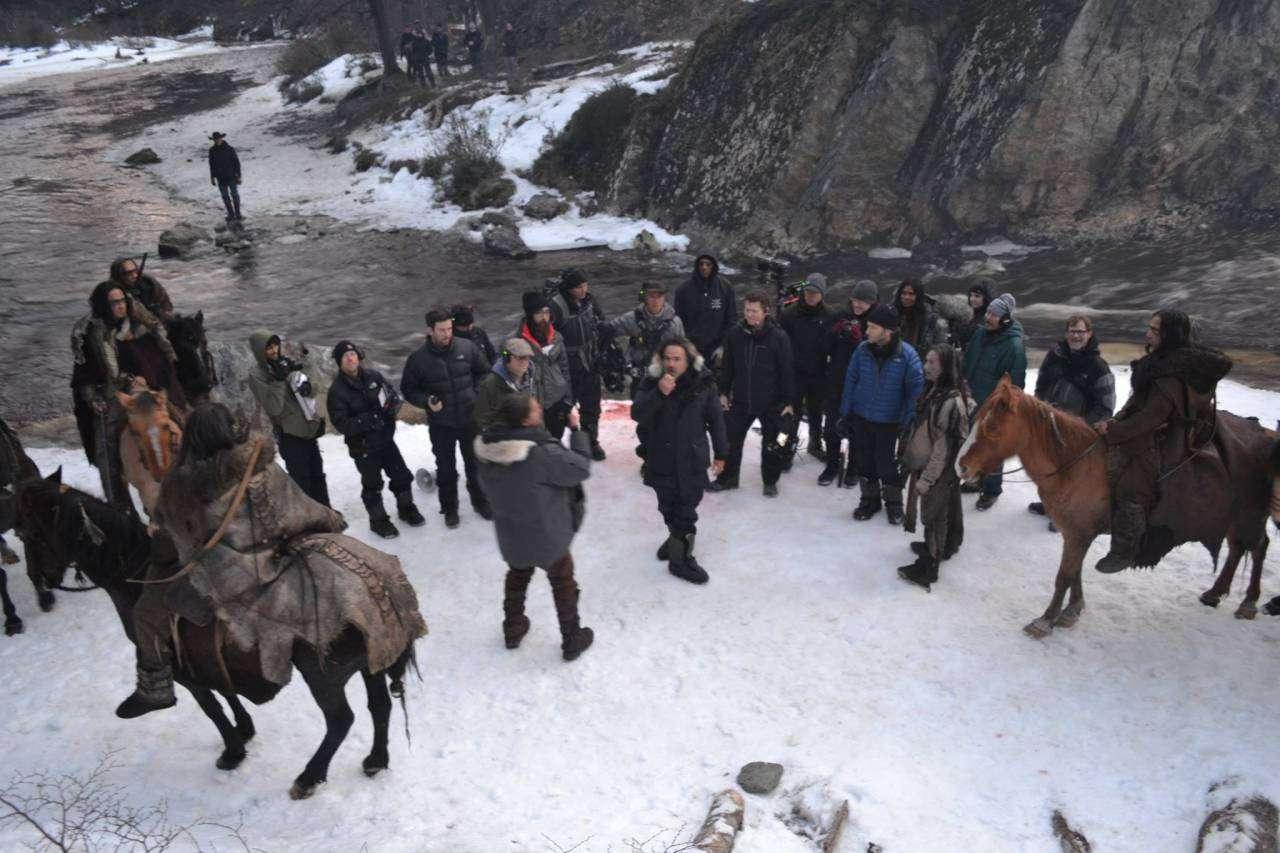 Hoy es el estreno mundial de la película que Di Caprio terminó de filmar en  Monte Olivia - El Sureño