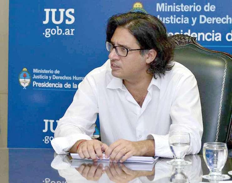 El ministro Germán Garavano mantendrá encuentros con integrantes del Superior Tribunal de Justicia y del Ejecutivo Provincial.