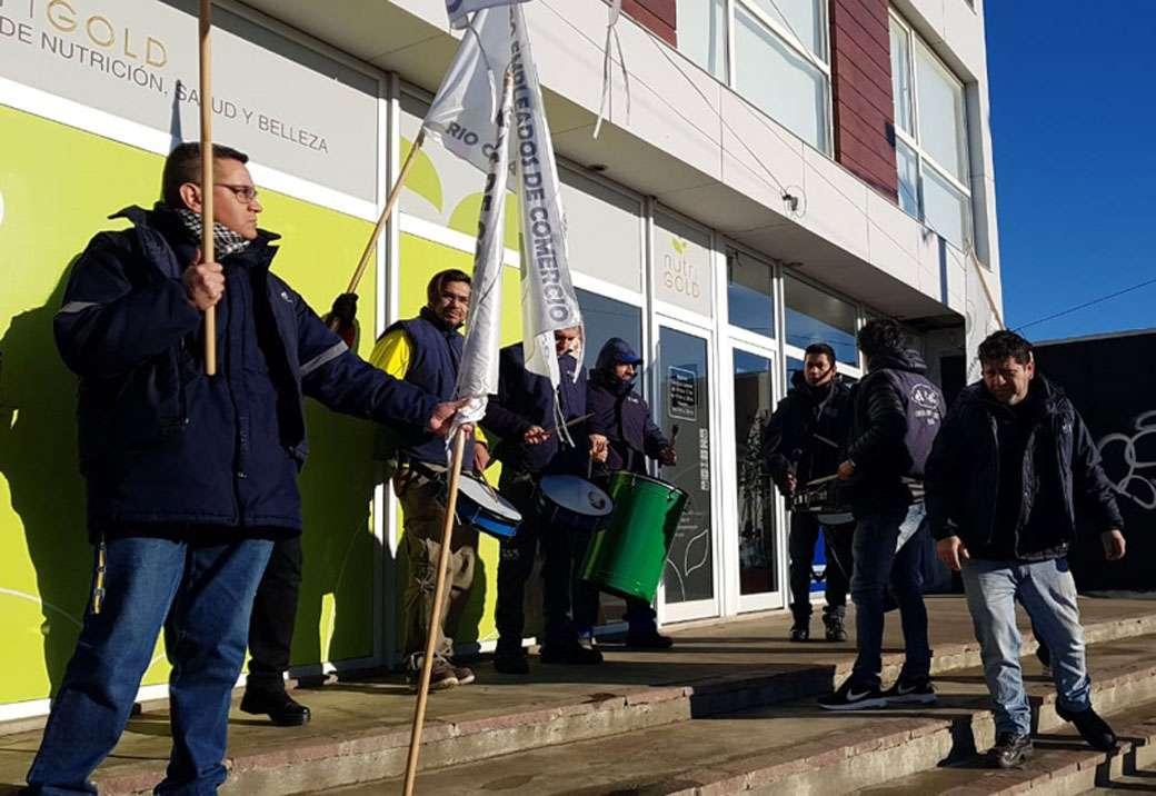 El CEC protestó por el encuadre de trabajadoras - El Sureño